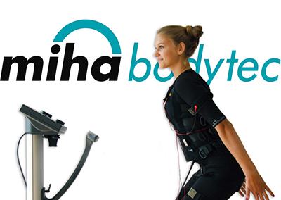 MIHA BODYTEC – Електро-мускулна стимулация